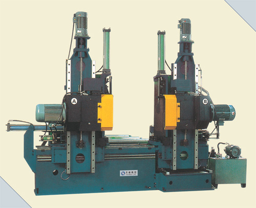 CNC Section Steel Beveling Machine